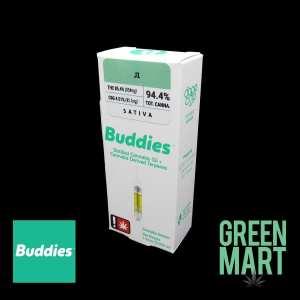 Buddies Distillate Cartridges - J1