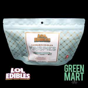LOLedibles Krispies OG Flavor