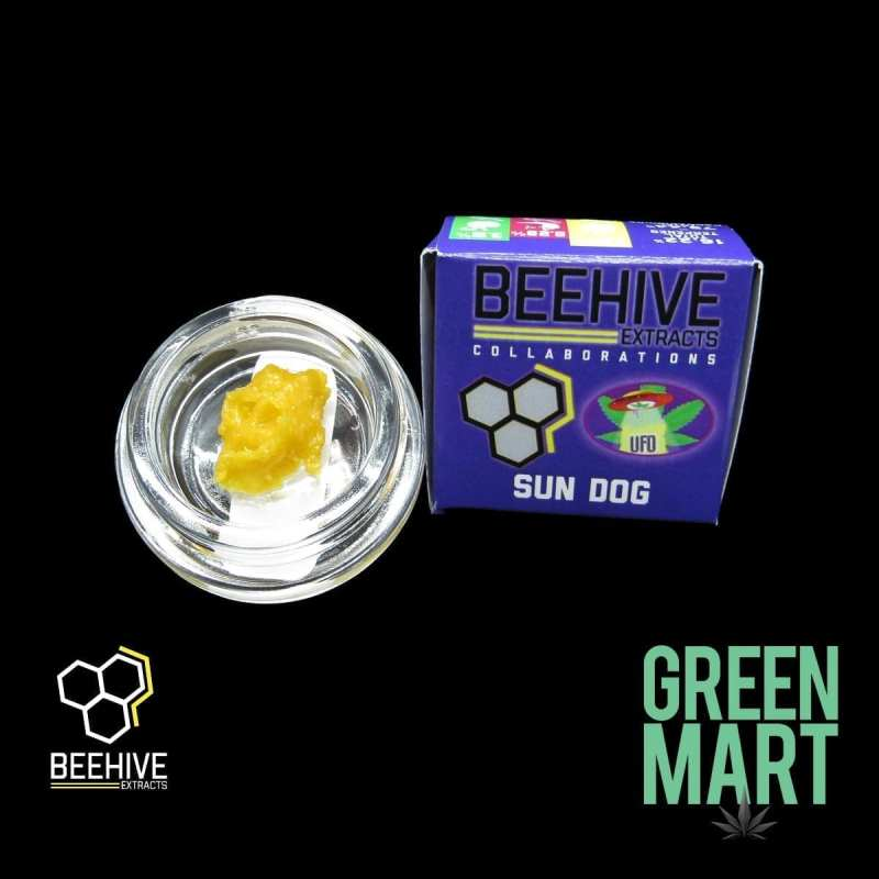 Beehive Extracts - Sun Dog Front