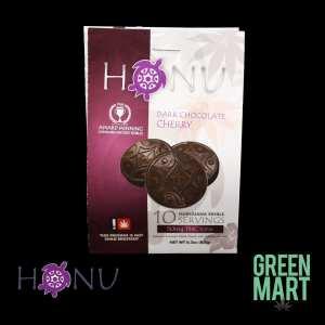 Honu Dark Chocolate Cherry Front
