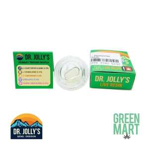 Dr. Jolly's Pennywise Live Resin Terps