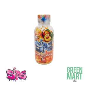 Sips Peach Large Size Front