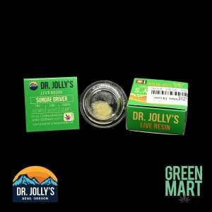 Dr. Jolly's Extracts - Sundae Driver Live Resin