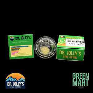Dr. Jolly's Extracts - Sundae Driver Live Resin Terps