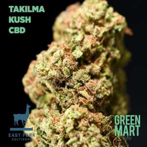 Takilma Kush CBD by East Fork Cultivars