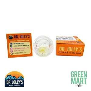 Dr. Jolly's Extracts - Cherry Pie Sauce on the Rocks Terps