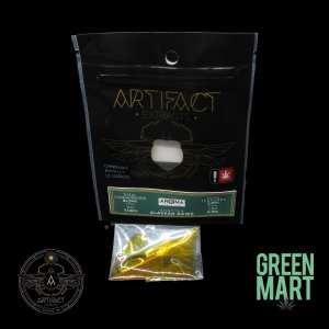 Artifact Extracts - Alaskan Dawg Shatter Front