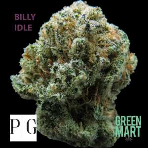 Billy Idle by Pacific Grove