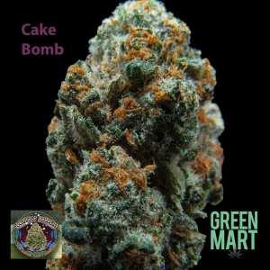 Cake Bomb by Sugartop Buddery