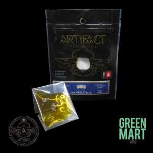 Artifact Extracts - Ice Cream Cake Shatter Front