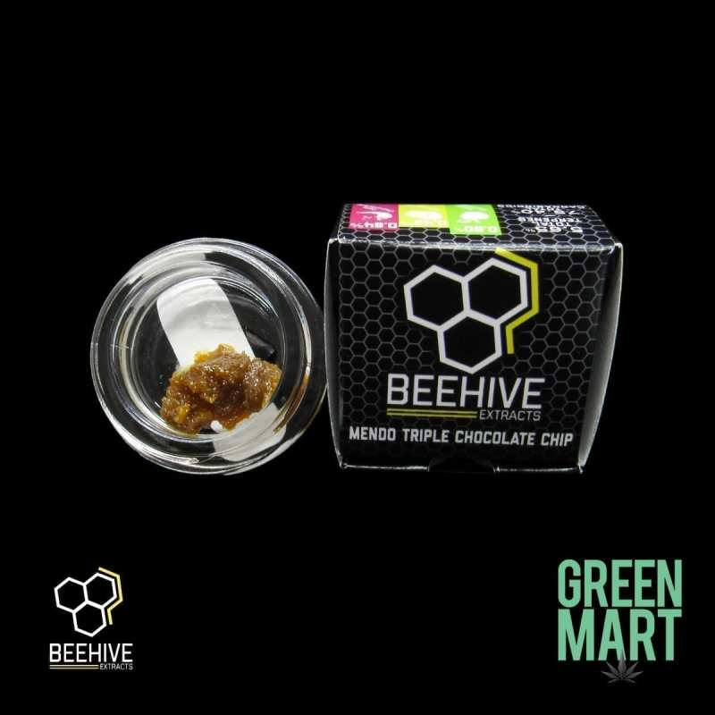 Bee Hive Extracts - Mendo Triple Chocolate Chip Front