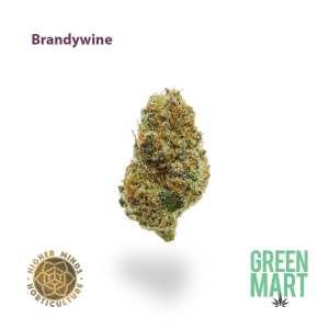 Higher Minds Horticulture Brandywine Flower