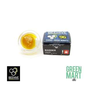 Beehive Extracts - Cherry Cream Bugatti Badder Front