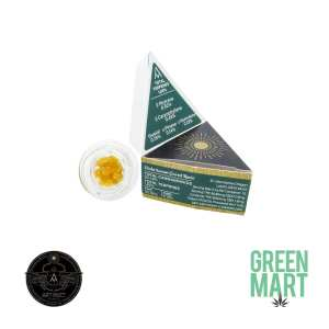 Artifact Extracts Slinks Sunset Cured Resin