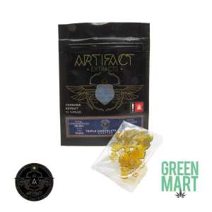 Artifact Extracts - Triple Chocolate Chip Shatter
