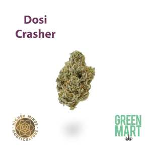 Higher Minds Horticulture Dosi Crasher Flower