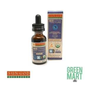 Sun God Medicinals - CBD Hypnos Tincture