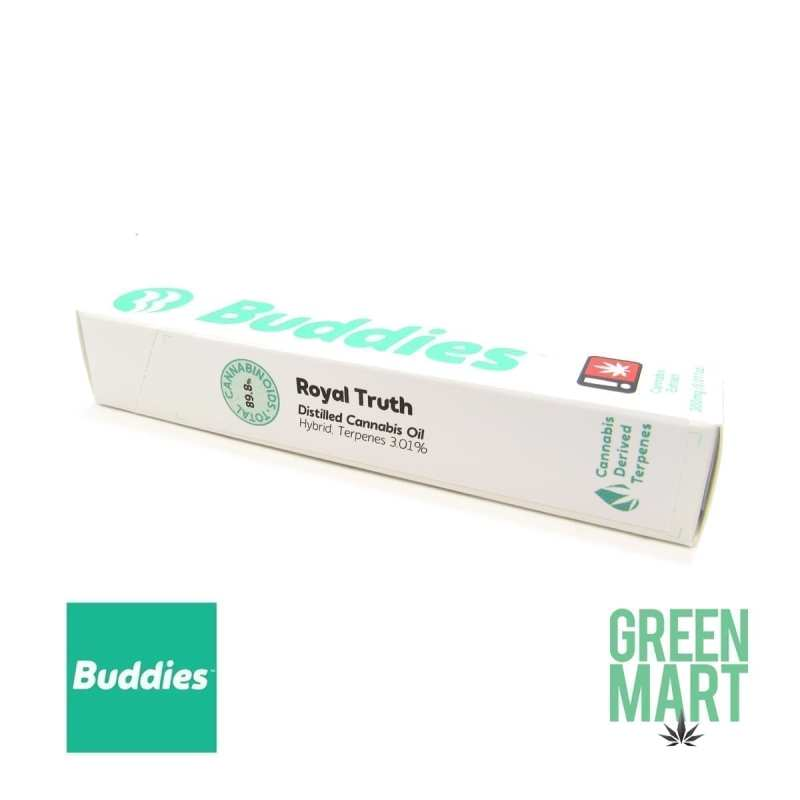 Buddies Brand Disposable Vape - Royal Truth