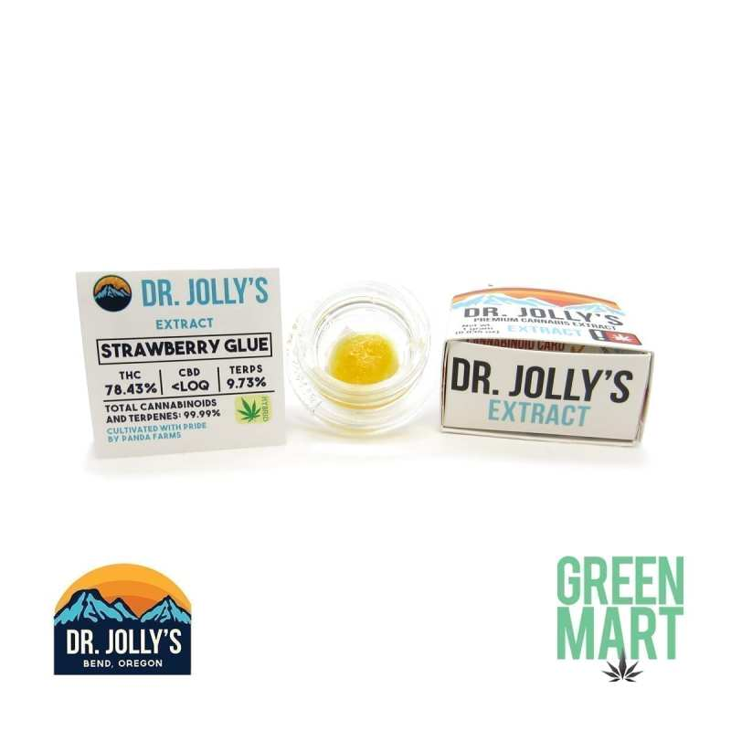Dr. Jolly's Extracts - Strawberry Glue