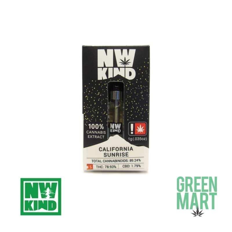 NW Kind Distillate Cartridge - California Sunrise