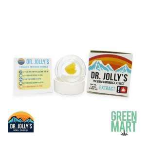 Dr. Jolly's Extracts - Nuken X THC Bomb