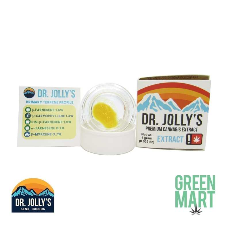 Dr. Jolly's Extracts - Cooked Out