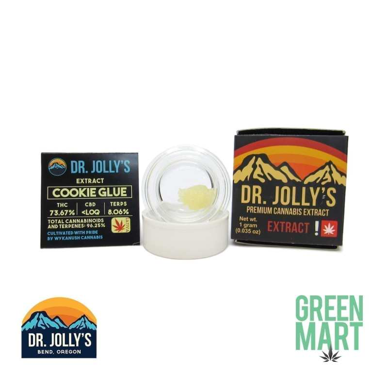 Dr. Jolly's Extracts - Cookie Glue