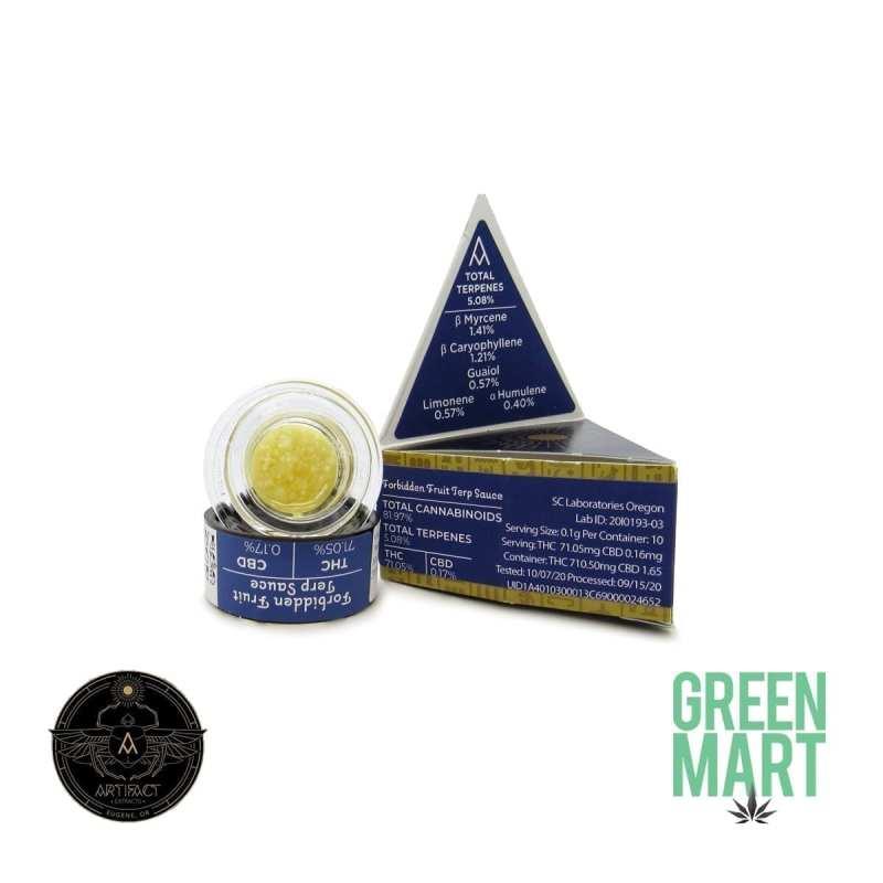 Artifact Extracts - Forbidden Fruit Terp Sauce