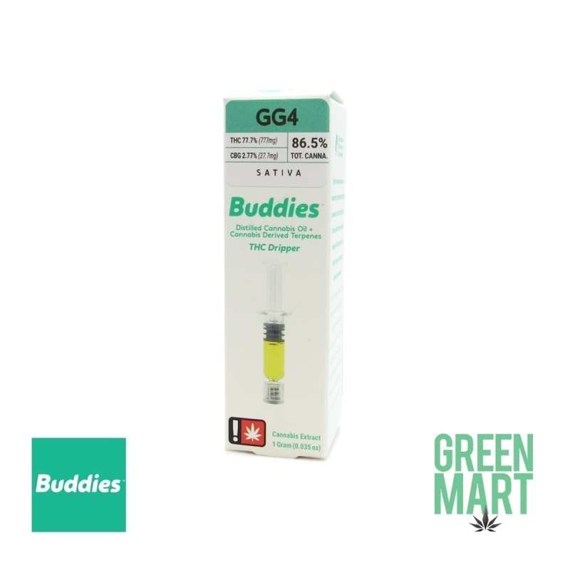 Buddies Brand THC Dripper - GG 4
