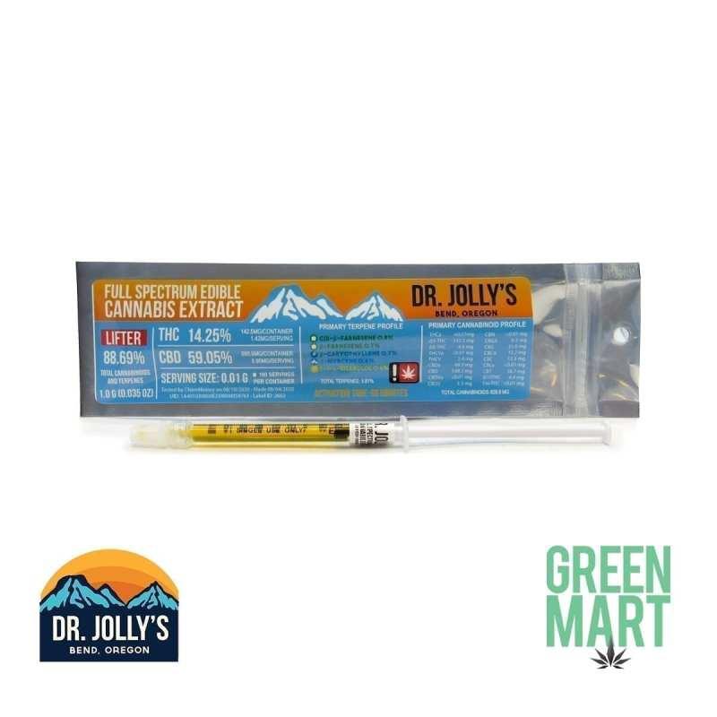 Dr Jolly's RSO - Lifter