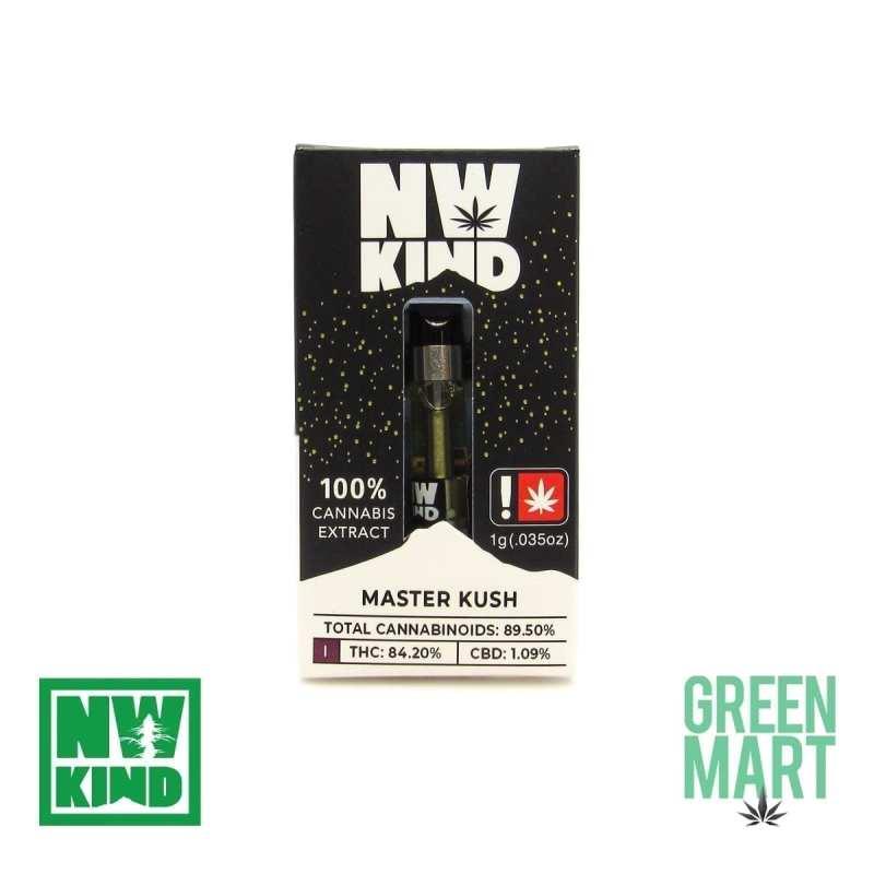 NW Kind Cartridge - Master Kush