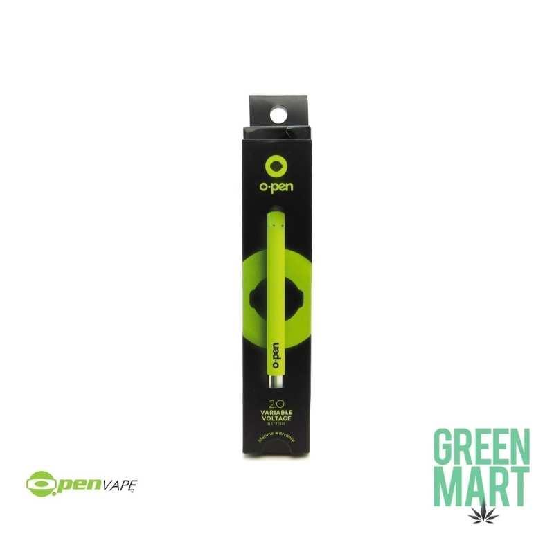 Open Glow-in-the-DARK Battery
