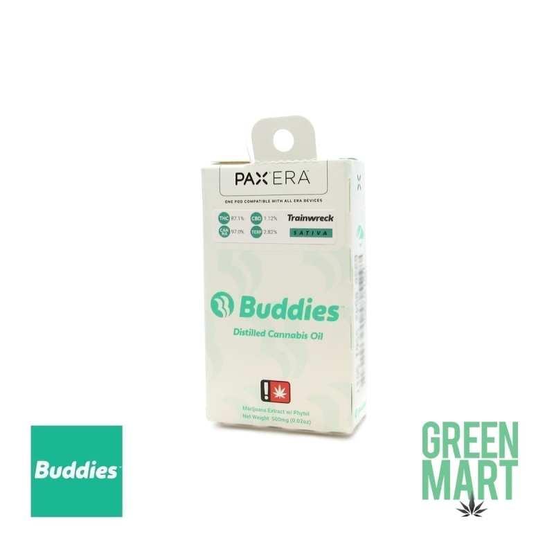 Buddies Brand Pax Pod - Trainwreck