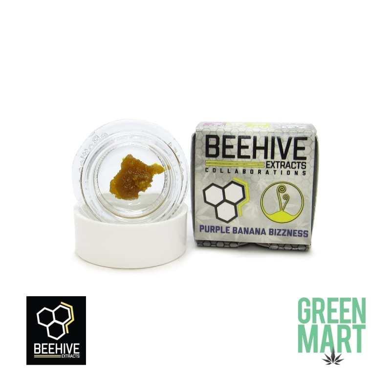 Bee Hive Extracts - Purple Banana Bizzness