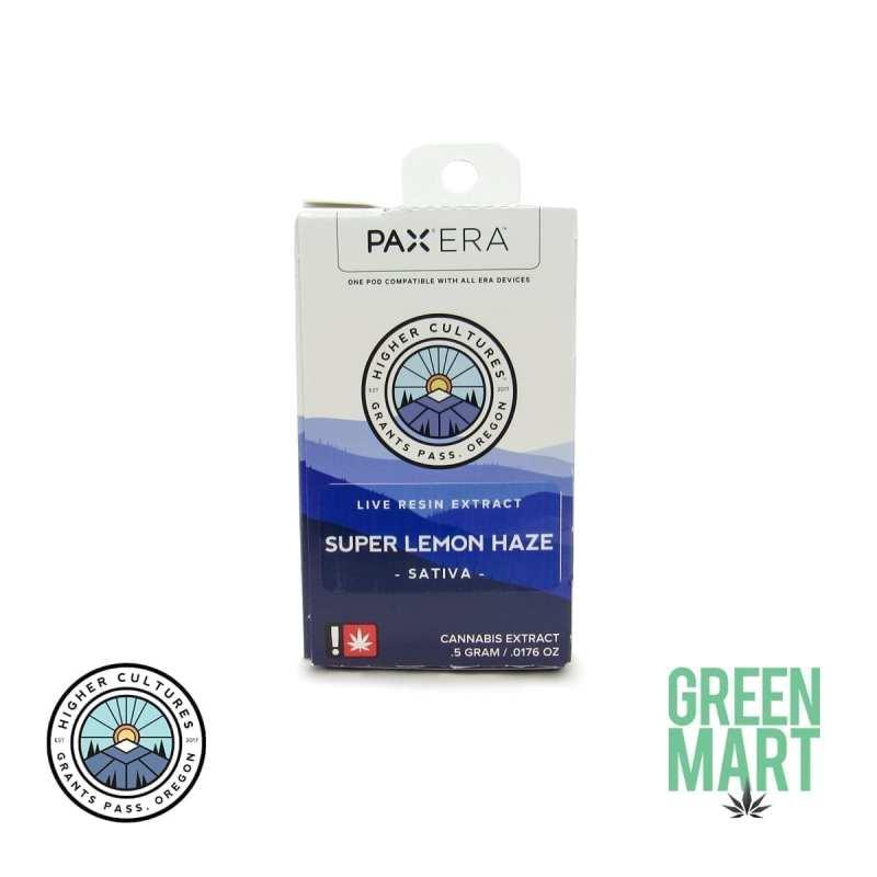 Higher Cultures PAX Pod - Super Lemon Haze