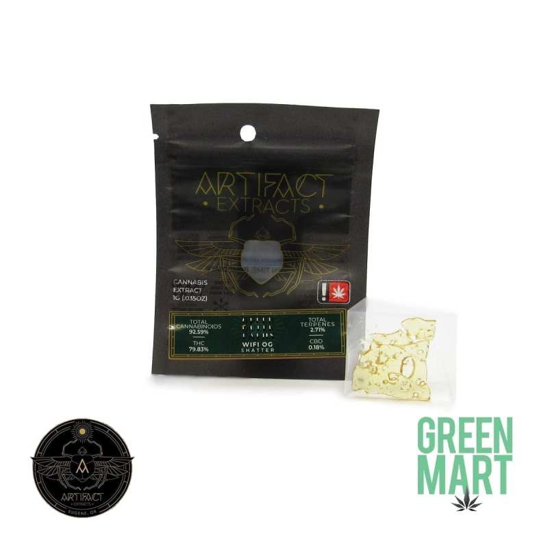 Artifact Extracts - Wifi OG Shatter
