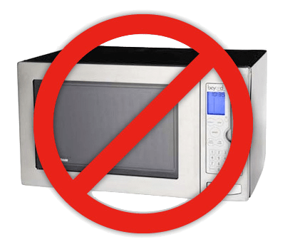 Microwave Ovens: Remove Them From Your Kitchens