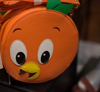 Orange Bird Purse | The Disney Dress Shop | Green Monorail Destinations