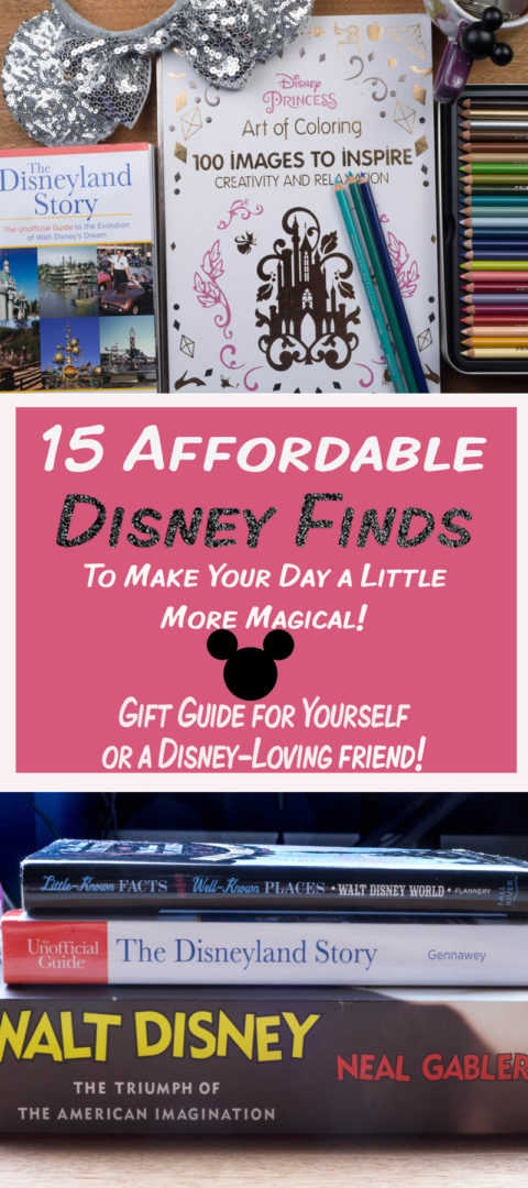 15 Affordable Disney Finds to Make Your Day a Little More Magical!