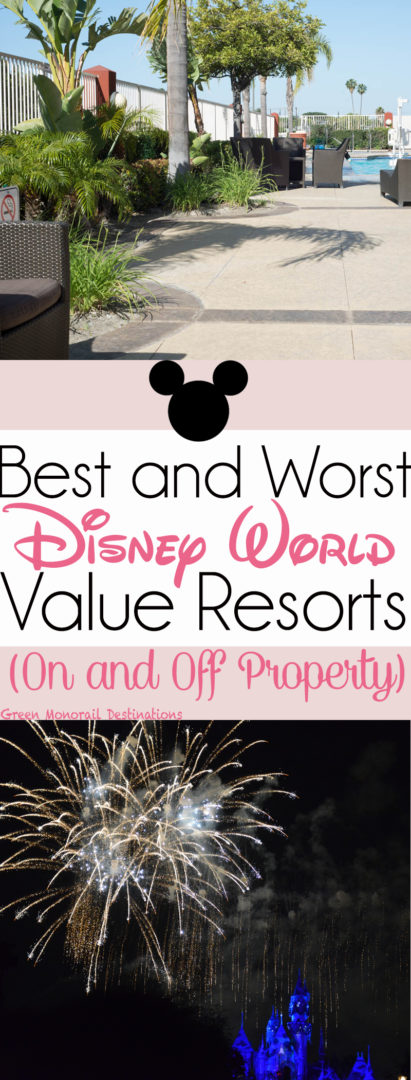 Best and Worst Disney World Value Resorts