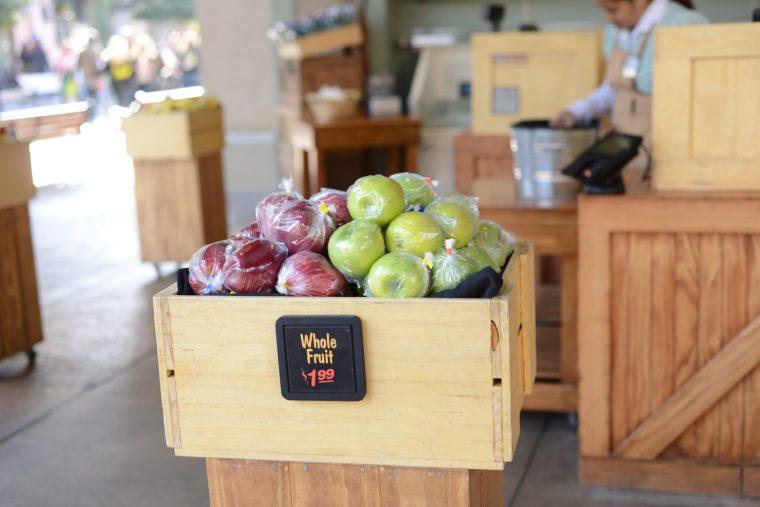 Mortimer's Market: 12 Energizing Disneyland Snacks