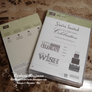 Stampin' Up! Dallas Regional – Swaps & After Party