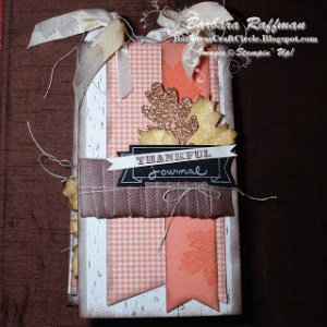 Thankful Tablescape Simply Created Kit – My Journal Project