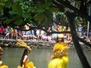 Stampin' Up! Hawaii 2015 – Polynesian Cultural Center