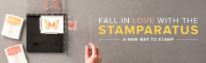 Stamparatus – Don't Forget to Reserve Yours November 16th – Limit 1