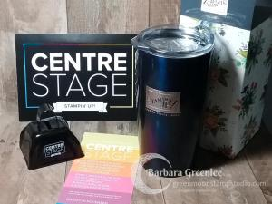 Gifts for the leaders at Center Stage 2018.