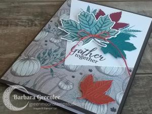 Gather Together – Fall/Thanksgiving Card