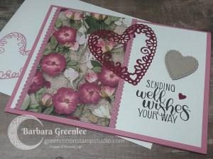 Pressed Petals Designer Paper