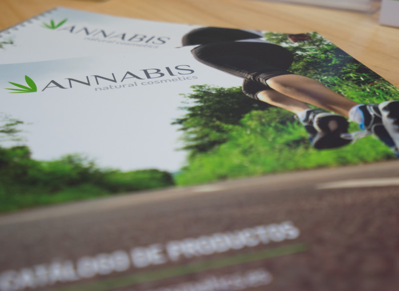 productos ANNABIS Natural Cannabis