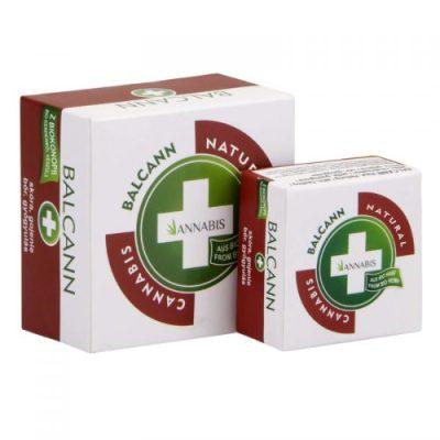 Annabis Balcann Ungüento de cannabis